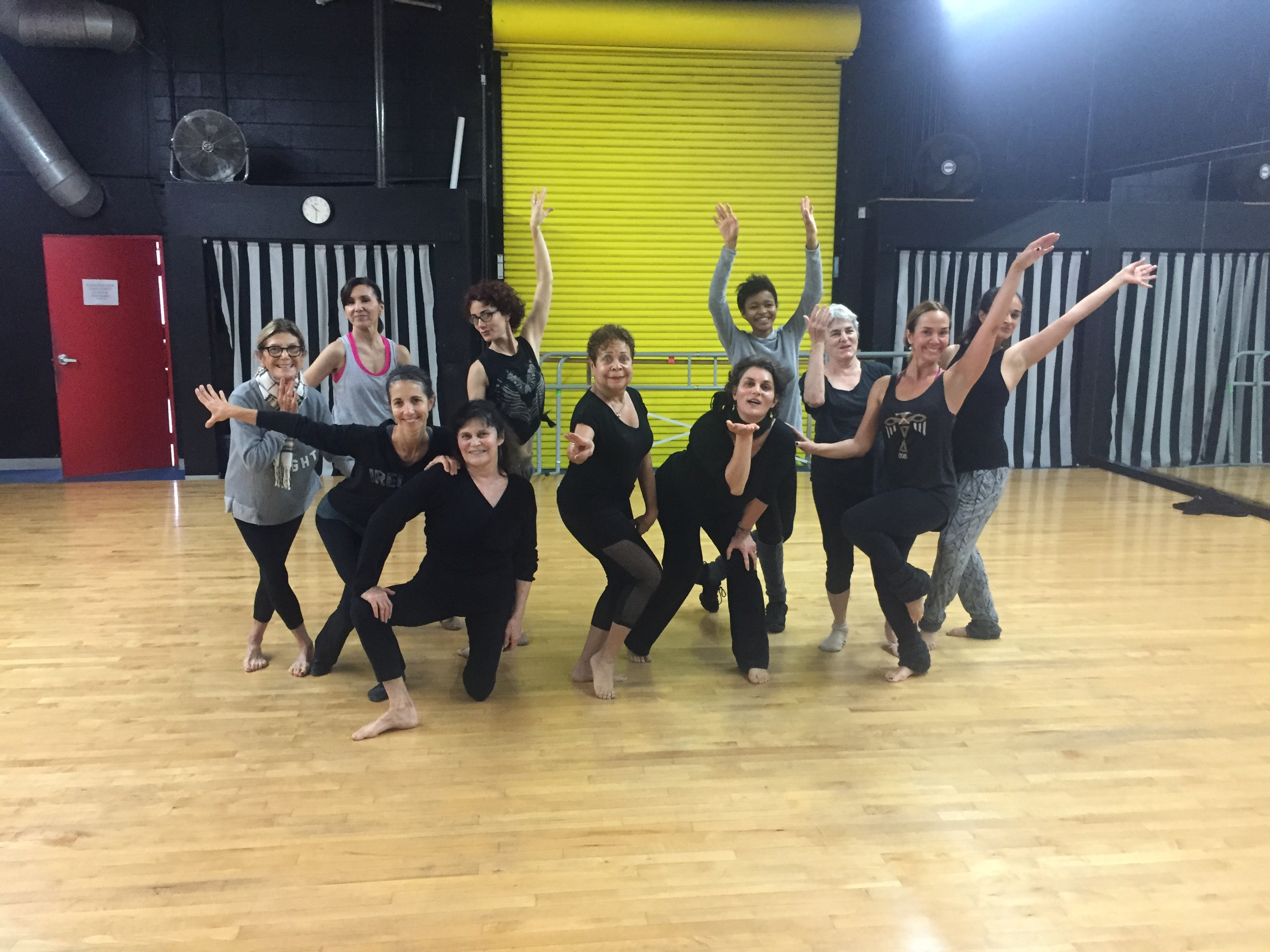 Group Dance Class AG