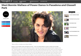 POWER DANCE Interview class