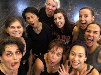 SILLY GROUP Dance Class